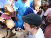 American Volunteers in Uganda Africa