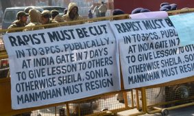 India Gang Rape protest (3)