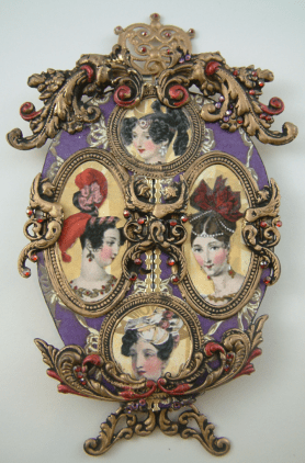 PurpleFabergeEggClosed Imperial eggs (c) Fabergé