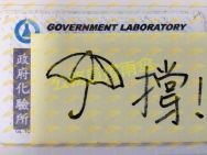 civil servant support protest #hongkongD