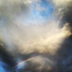 Greenhouse sky