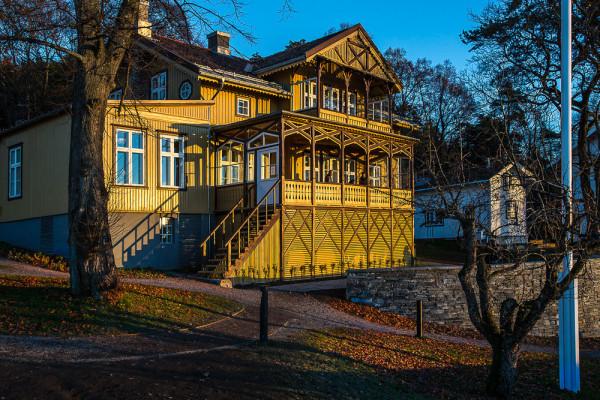 Karlsborg Spiseforretning Oslo Norway