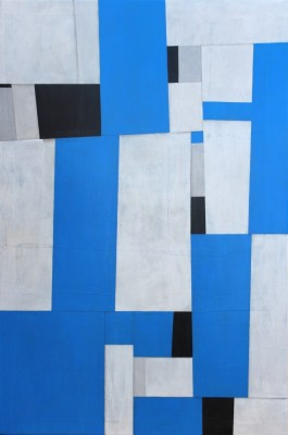 Post Dogmatist Painting #710 | 72x48 inches | 2014