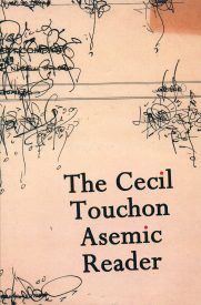 New book: The Cecil Touchon Asemic Reader