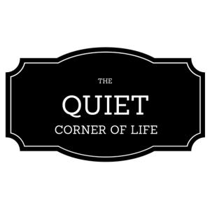 The Quiet Corner of Life
