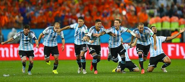 Argentina a la Final 2014