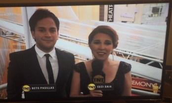 Cobertura Alfombra Roja Oscars 2017 TNT