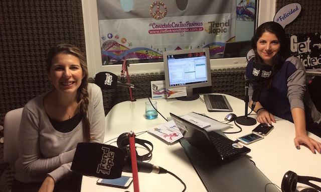 Ceci Saia Irina Sternik Radio