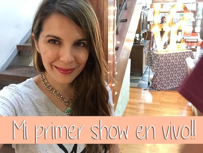 Chicas en el Roxy: Ann Look, Ceci Saia, Frutilla Picante y más en vivo!