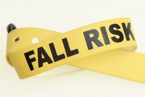 Band fall risk