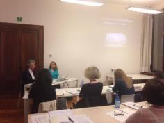 GiannaLia Cogliandro Beyens, ENCATC Secretary General in Cesare Feiffer, Studio Feiffer & Raimondi