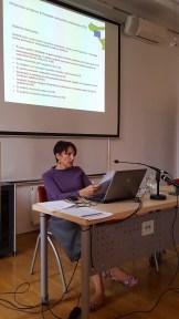 Irena Marš, Ministrstvo za kulturo.