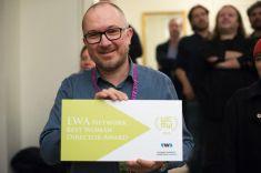 WEMW bostjan Virc - EWA prize. Foto: Katja Goljat in Andrej Firm.