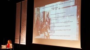 ECC Forum Kaunas 2022, 19. maj 2018: Graziella Vella predstavlja EPK Valletta 2018.