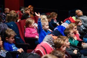 Kinodvor - filmska vzgoja (foto: Katja Goljat & Andrej Firm)