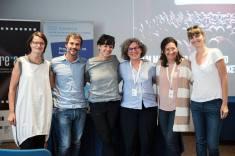 Organizatorji, foto: Katja Goljat