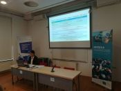 Tehnična delavnica za prijavitelje na razpis Kultura za projekte sodelovanja 2019. Ljubljana, 8. nov. 2018.