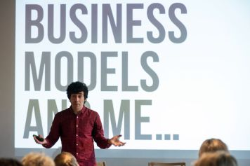 "José Rodríguez. Onkraj kulturnega modela/ Beyond the Cultural Model"" conference (Ljubljana, 16/10/2018). Foto: Katja Goljat."