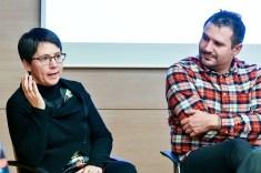 Kakšen art kino potrebujemo? Ljubljana, 13. nov. 2018. Foto: Iztok Dimc.
