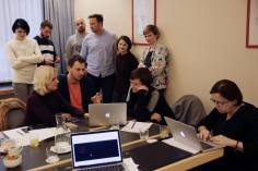 CEE Animaton workshop, Ljubljana 2018