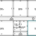 Online house floor plan 2D
