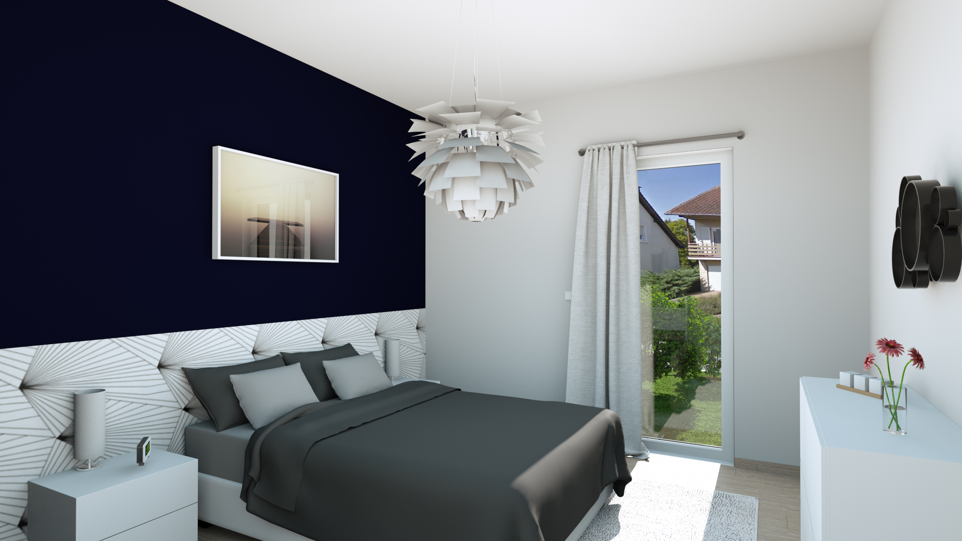 cre ta maison virtuel amazing creation d vr with cre ta. Black Bedroom Furniture Sets. Home Design Ideas