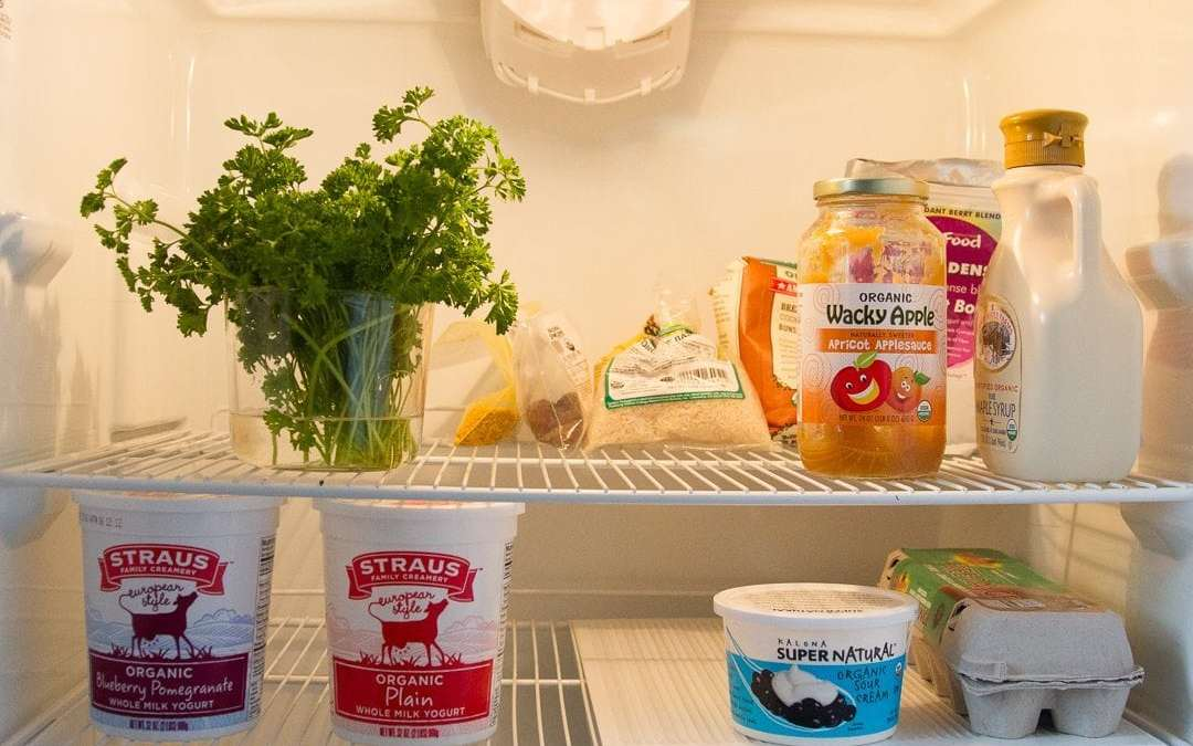 Spring Cleaning: How to Clean the Refrigerator