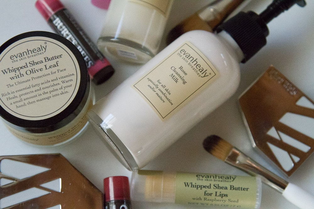 An Organic-Based Beauty Routine