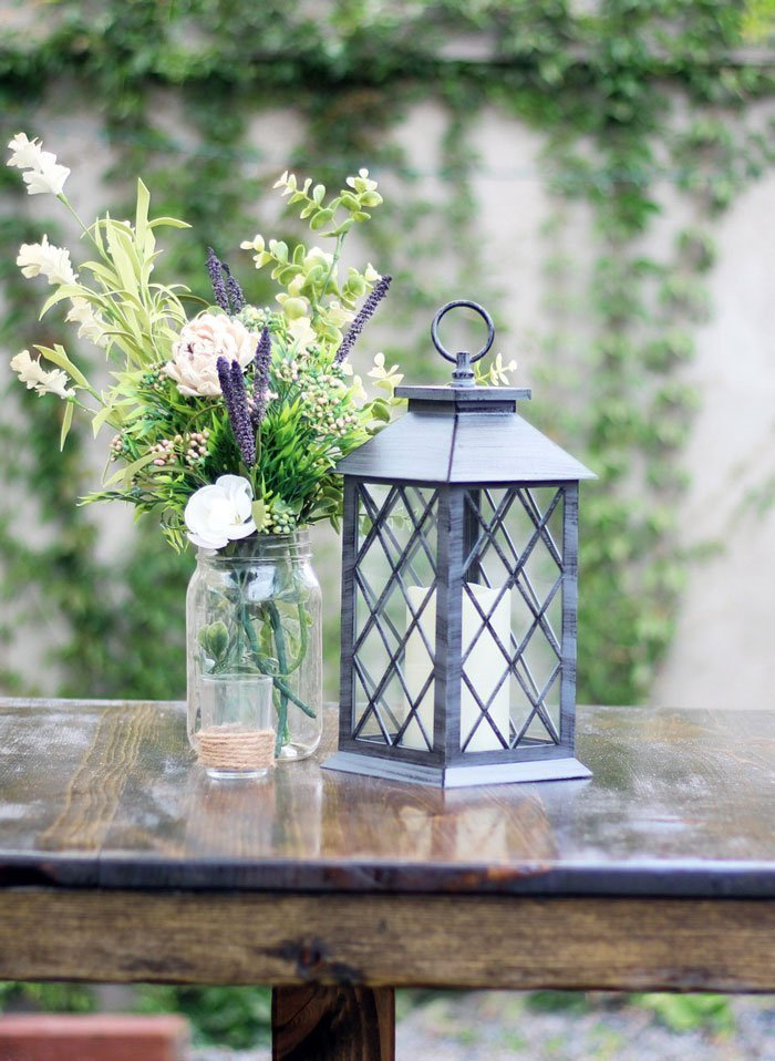 Lanterns Centerpieces