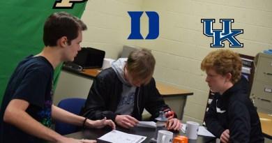 BluePrints staff makes their Final Four picks