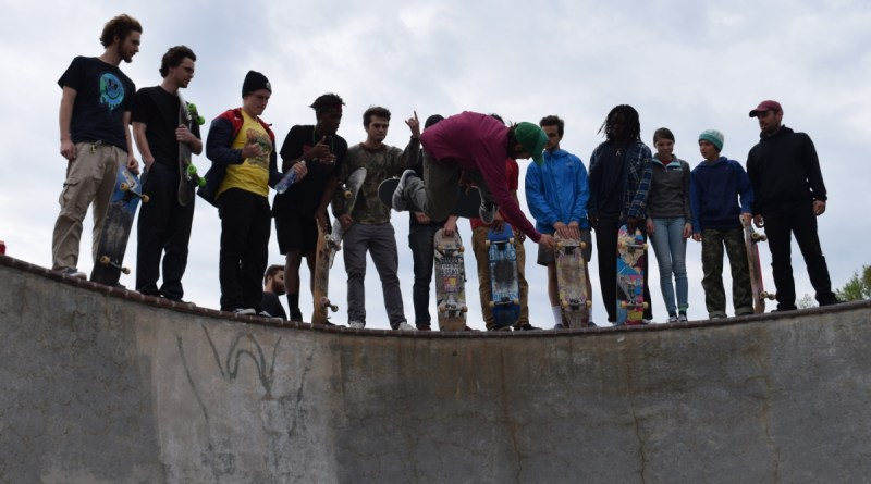 Skatepark of Athens Springs into Phase Two