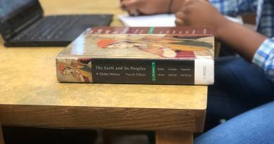 Ancient AP World History Course gets cut in half