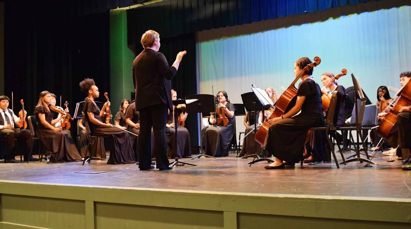 Orchestra concludes year with spring concert
