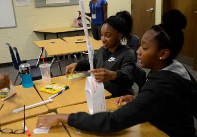 Rising freshmen transition to new school, new year
