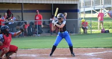 Softball: Lady Jags fall to Central 15-0
