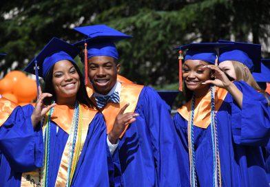 Cedar Shoals High School graduation 2021