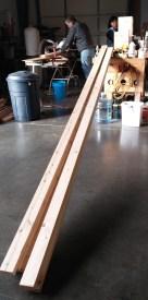 How to Make a Giant Jenga Set
