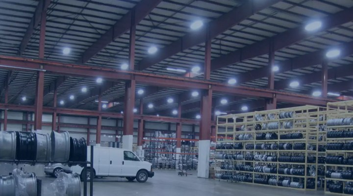 Commercial Lighting Services - LED Lighting & Control Systems