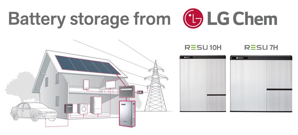 LG Chem | Home Energy Storage by Cedar Creek Energy