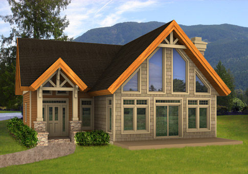 Breathtaking Post And Beam Home Designs Gallery - Best inspiration ...