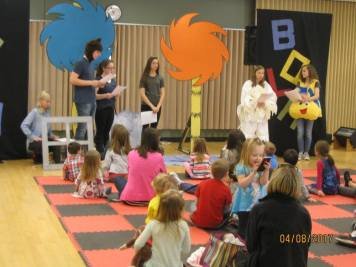 The Lorax presented by Parabola Youth Theater (Book Fest 2017)