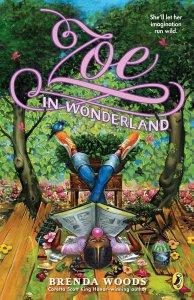 Zoe in Wonderland Cover