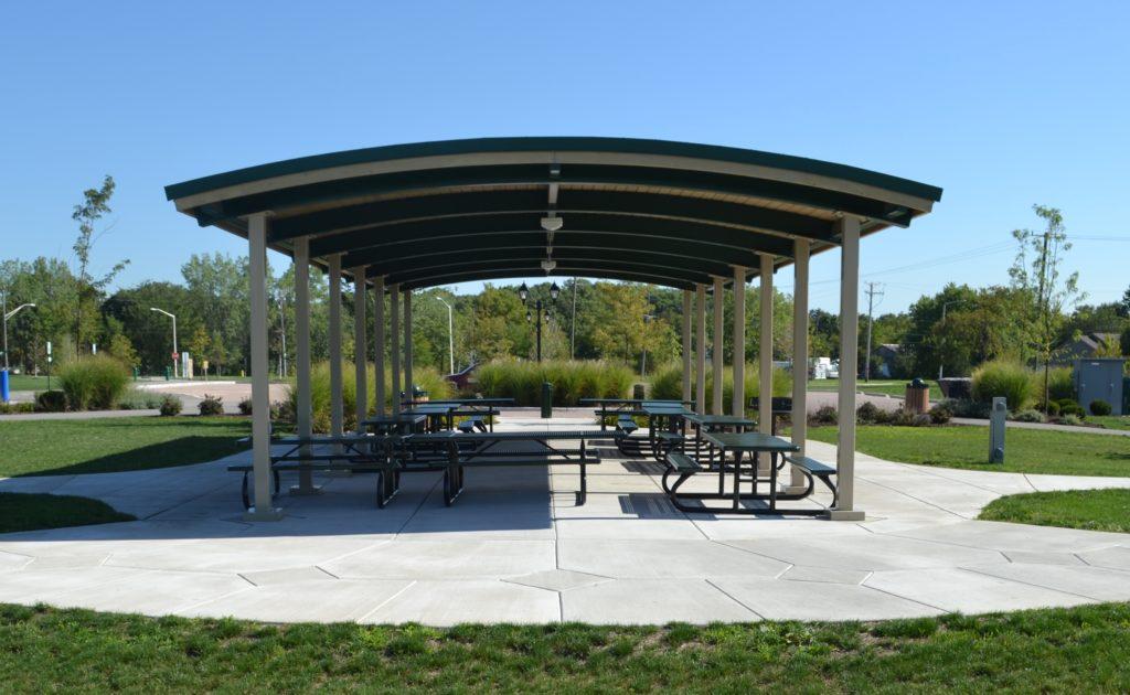 Barrel Vault Cedar Forest Products