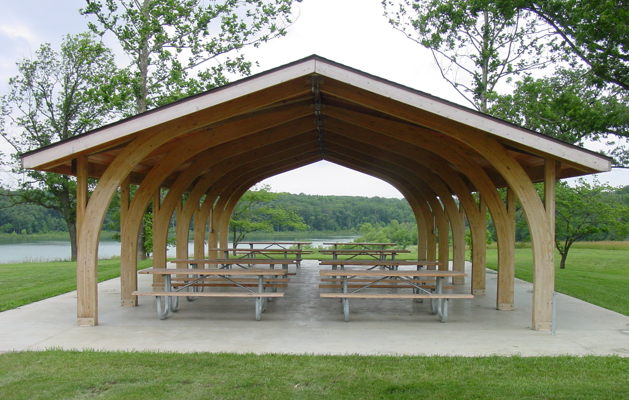 Wood Shelters Cedar Forest Products