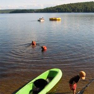 Cedar Grove camp offers activities for everyone.