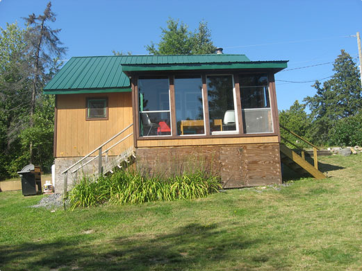 Perfect Perch cottage at Cedar Grove Camp