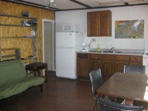 Simple Serenity cottage kitchen