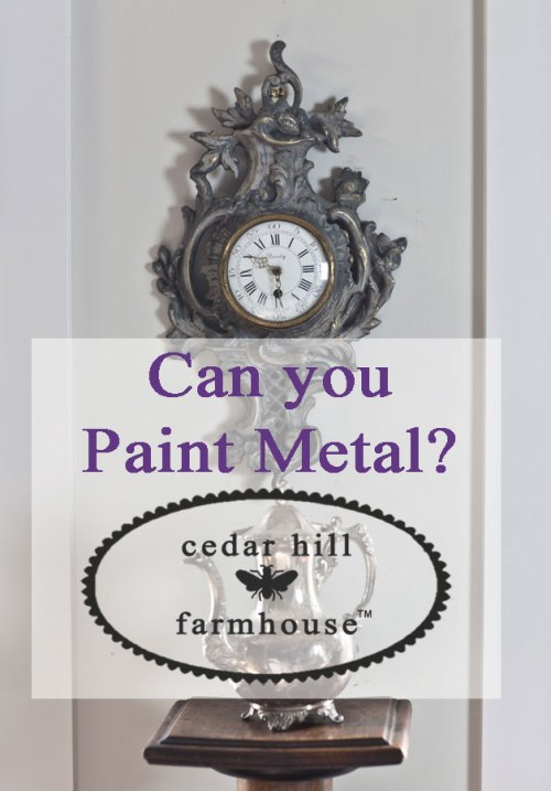 can-you-paint-metal