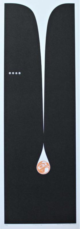 Cleansing, Native Print, Mark Preston