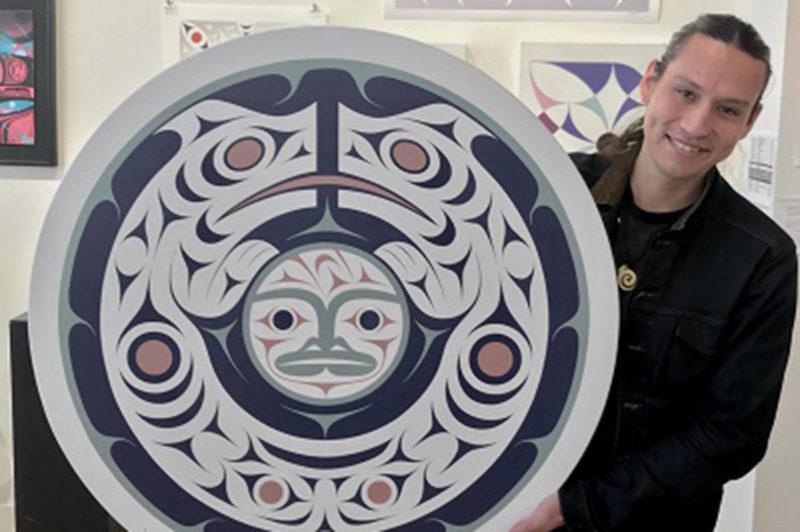 Indigenous Artist in Residence, Dylan Thomas